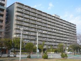 東映マンションA棟外観写真