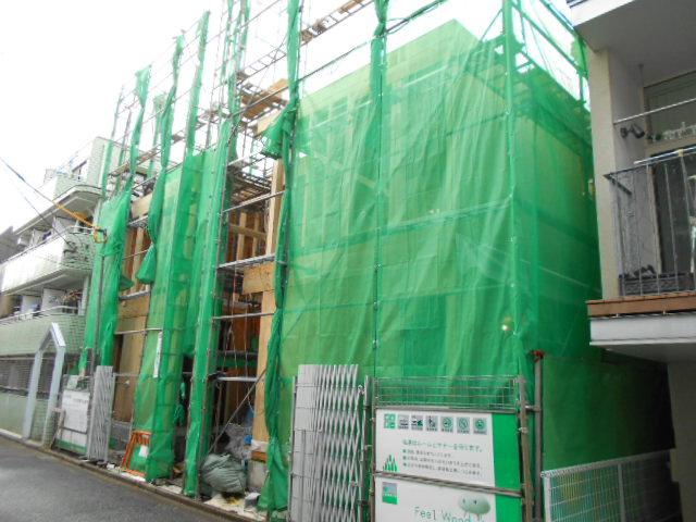 仮称)武蔵野市関前2丁目計画外観写真