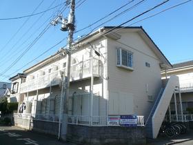 秋本ハイツA棟外観写真