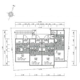 仮称 磯子区田中1丁目新築アパート外観写真