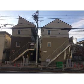 仮称 金沢区富岡東6丁目新築アパートA棟外観写真