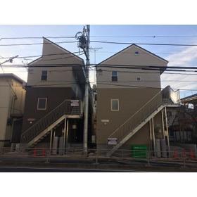 仮称 金沢区富岡東6丁目新築アパートB棟外観写真