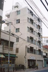 扶桑ハイツ上野松が谷外観写真