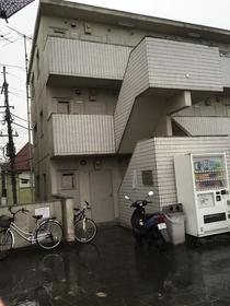 パレドール稲田堤Ⅱ外観写真