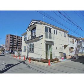 (仮称)中野島2丁目新築アパート外観写真