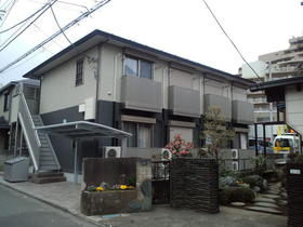 第4富士ハイツ外観写真