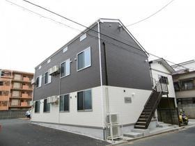 レジナス西新宿外観写真