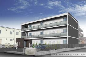 (仮称)富里市七栄マンション計画外観写真