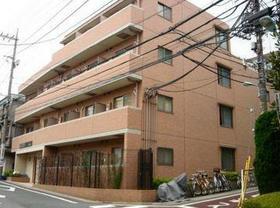サンテミリオン目黒東山弐番館外観写真