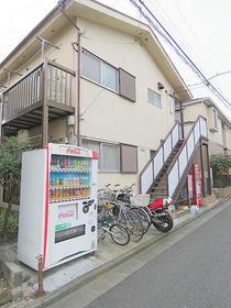 篠田コーポ外観写真