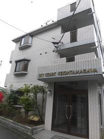 スカイコート京王多摩川外観写真