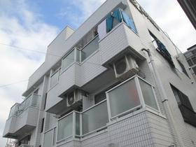 ホワイトキャッスル新宿B棟外観写真