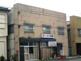 片平アパート外観写真