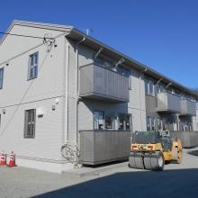 (仮)D-roomウィットS赤堀今井町 B外観写真