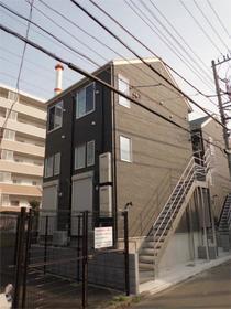 グッドウィルアパートメント川崎A号棟外観写真