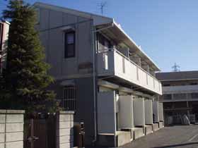ロイヤルコート 壱番館外観写真