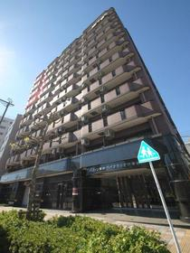 グリフィン横浜・ベイグランデ弐番館外観写真