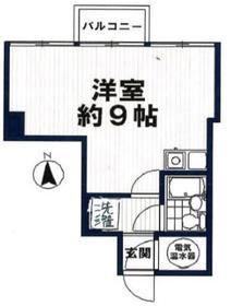日興パレス高田馬場外観写真