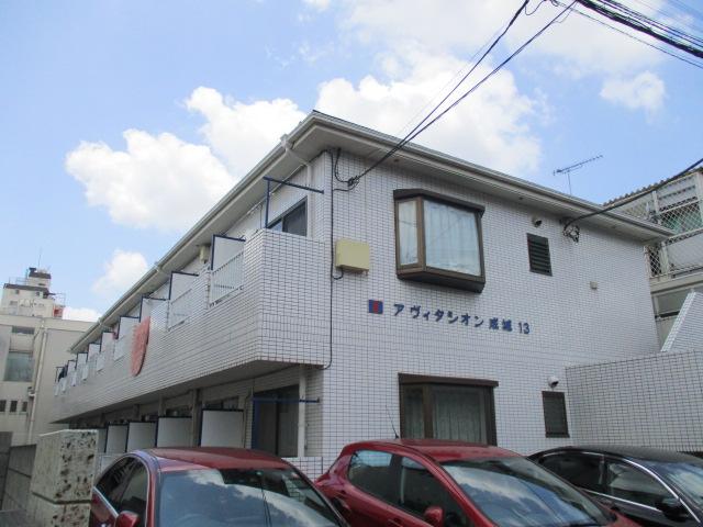 アヴィタシオン成城13号棟外観写真
