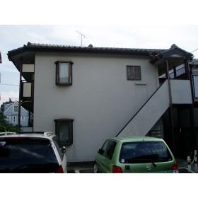 いづみハイツA棟外観写真