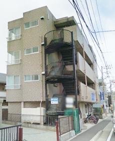 ところマンション外観写真