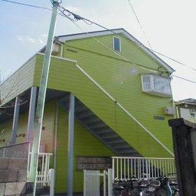 緑ベルデュール外観写真