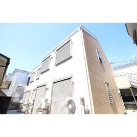 仮称 世田谷区北沢5丁目新築アパート外観写真
