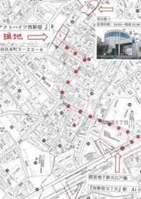 アクトハイツ西新宿B棟外観写真