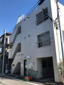 スカイコート鶴見第3外観写真