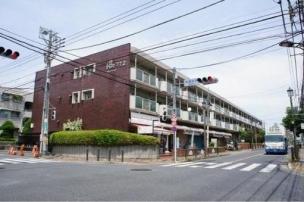 中村グリーンマンション1号棟外観写真