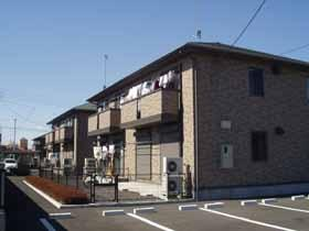 リビングタウン太田 D外観写真