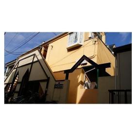 パレス王子B棟外観写真