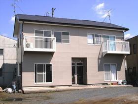 北飯塚テラスハウス外観写真