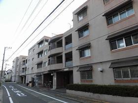 スカイマンション箱崎B棟外観写真