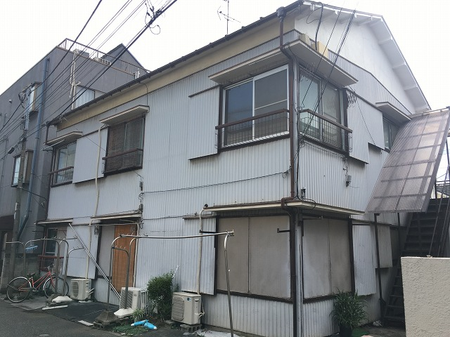 第一富士荘外観写真