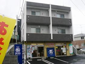 コンフォーレ伊勢原外観写真