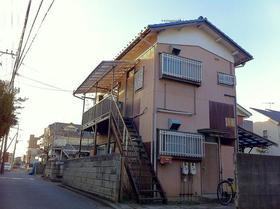 松栄荘外観写真