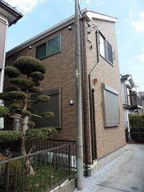 中田東新築アパート外観写真
