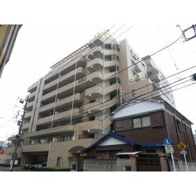 コスモ横浜鶴見外観写真