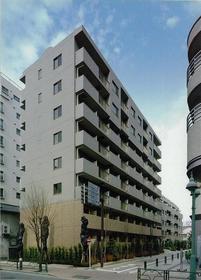 メゾンエクレーレ新宿西戸山外観写真