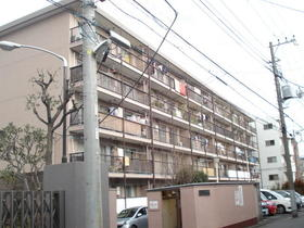 浦島町マンション外観写真