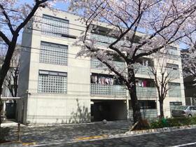 桜アベニュー千歳船橋外観写真