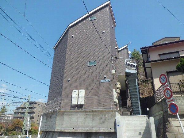 シーバ六浦外観写真