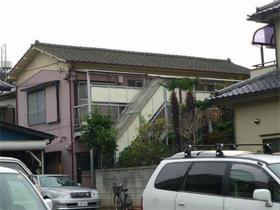 岩田荘外観写真