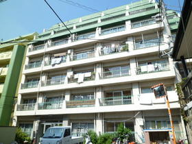 信濃町セントラルマンション外観写真