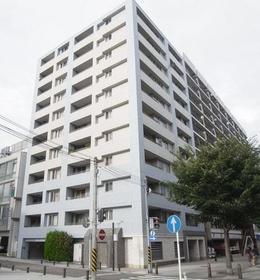 ニューパース横須賀中央海岸通り外観写真