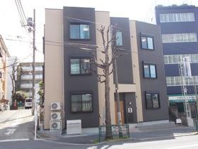 仮称)中野区南台共同住宅外観写真