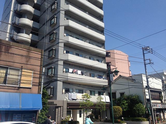 ワコーレ川崎Ⅱ外観写真