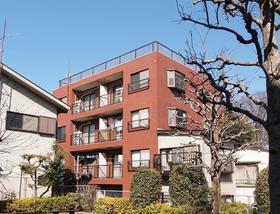 駒沢公園ハイツ外観写真