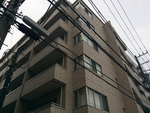 エトワール新杉田外観写真